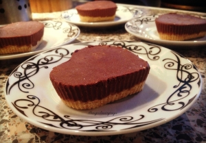 Chocolate Tart - No Bake