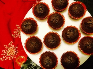 Chocochip muffins