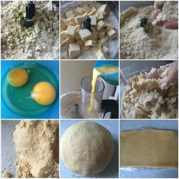 Pastry for Buchellato